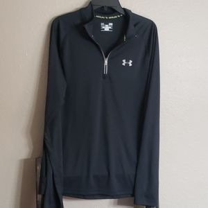 Under Armour Quarter Zip Pullover Large